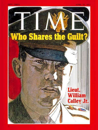 The Apr. 12, 1971, cover of TIME