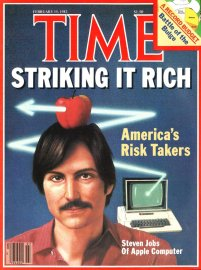 The Feb. 15, 1982 cover of TIME