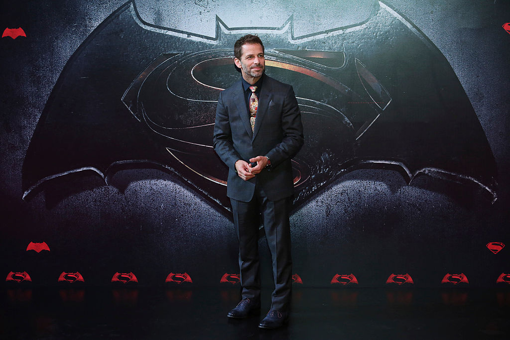 Director Zach Snyder during the  Batman Vs. Superman  premiere on March 19, 2016 in Mexico City, Mexico.