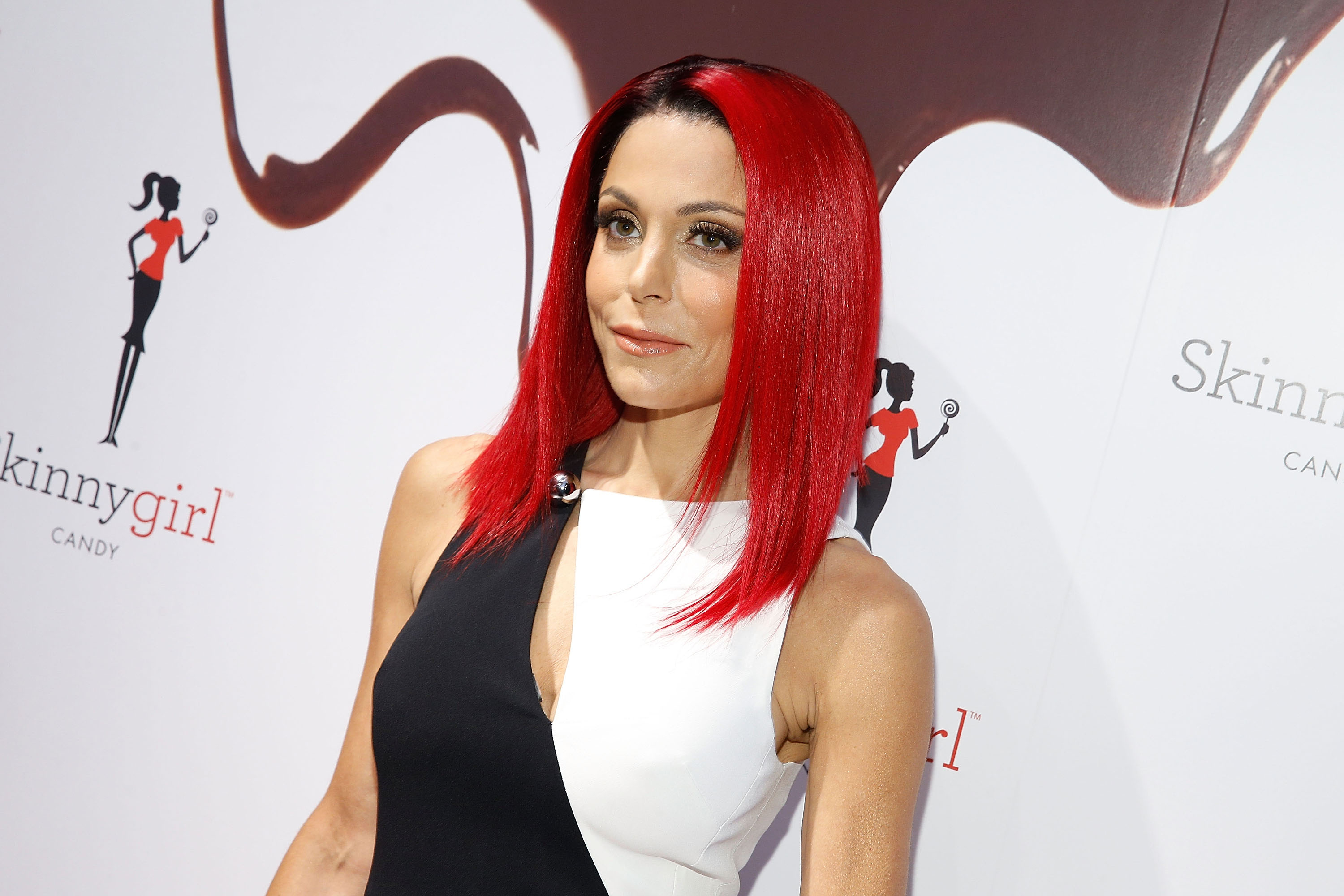 Bethenny Frankel attends Skinny Girl Candy Launch at Dylan's Candy Bar on January 26, 2016 in New York City.