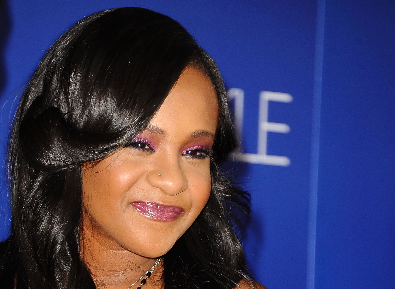 Bobbi Kristina Brown on August 16, 2012 in Hollywood, Calif.