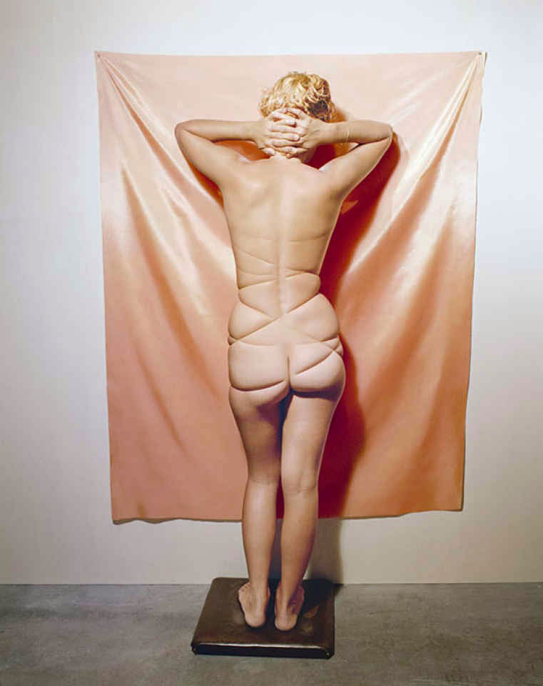 Jo Ann Callis (1940–)Callis exhibited this work for the first time in 1974, at the Woman's Building, a hub for feminists in downtown Los Angeles. Untitled, from Early Color Portfolio, c.1976