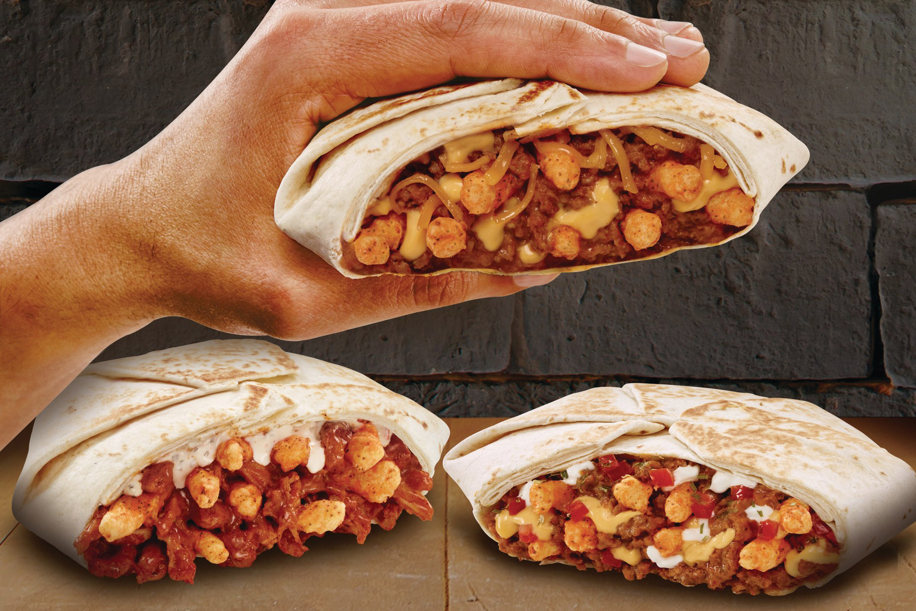 Taco Bell Canada Has Cheetos Crunchwrap Slider   Time