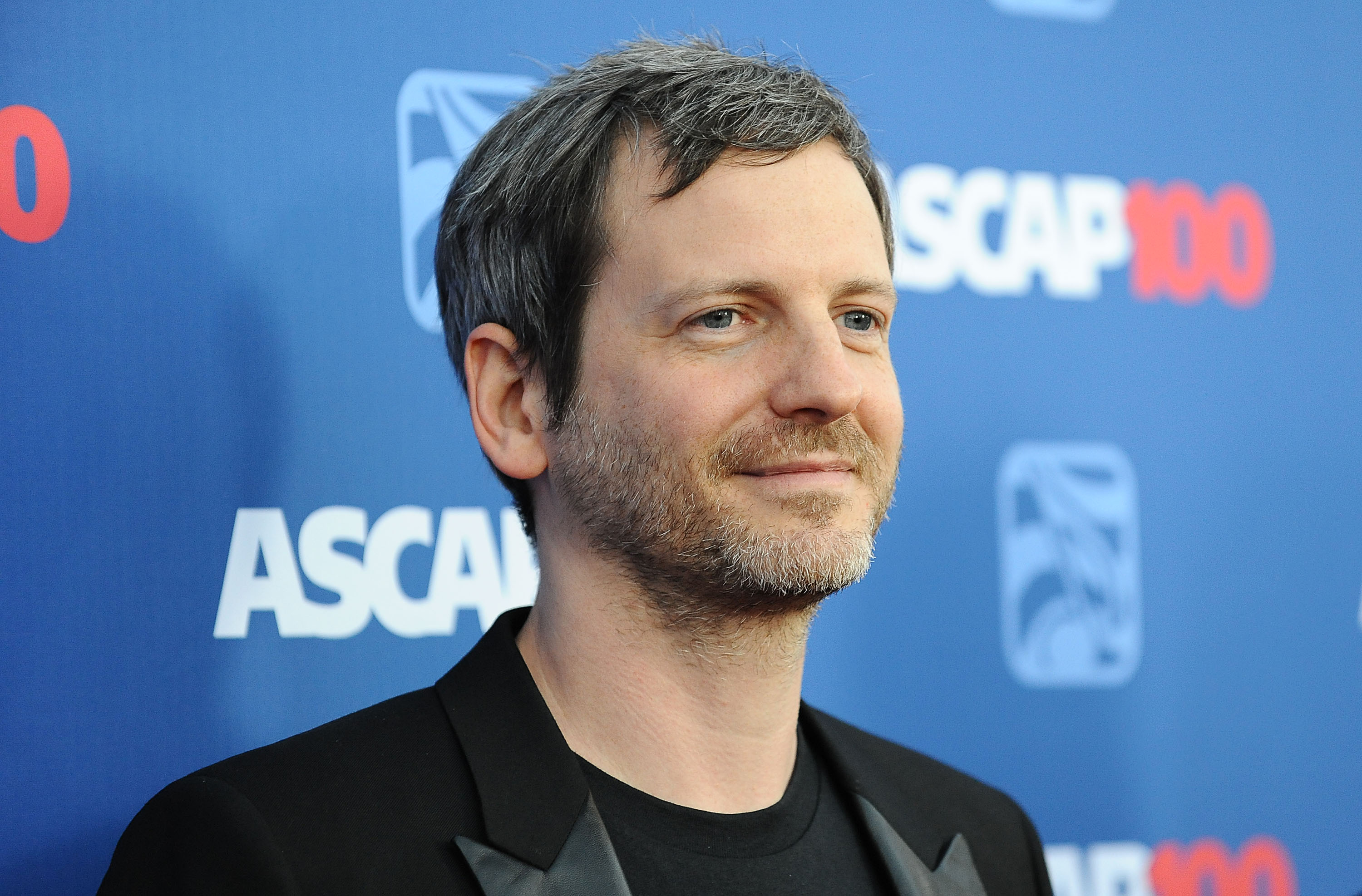 Producer Dr. Luke in Hollywood, CA, on April 23, 2014.