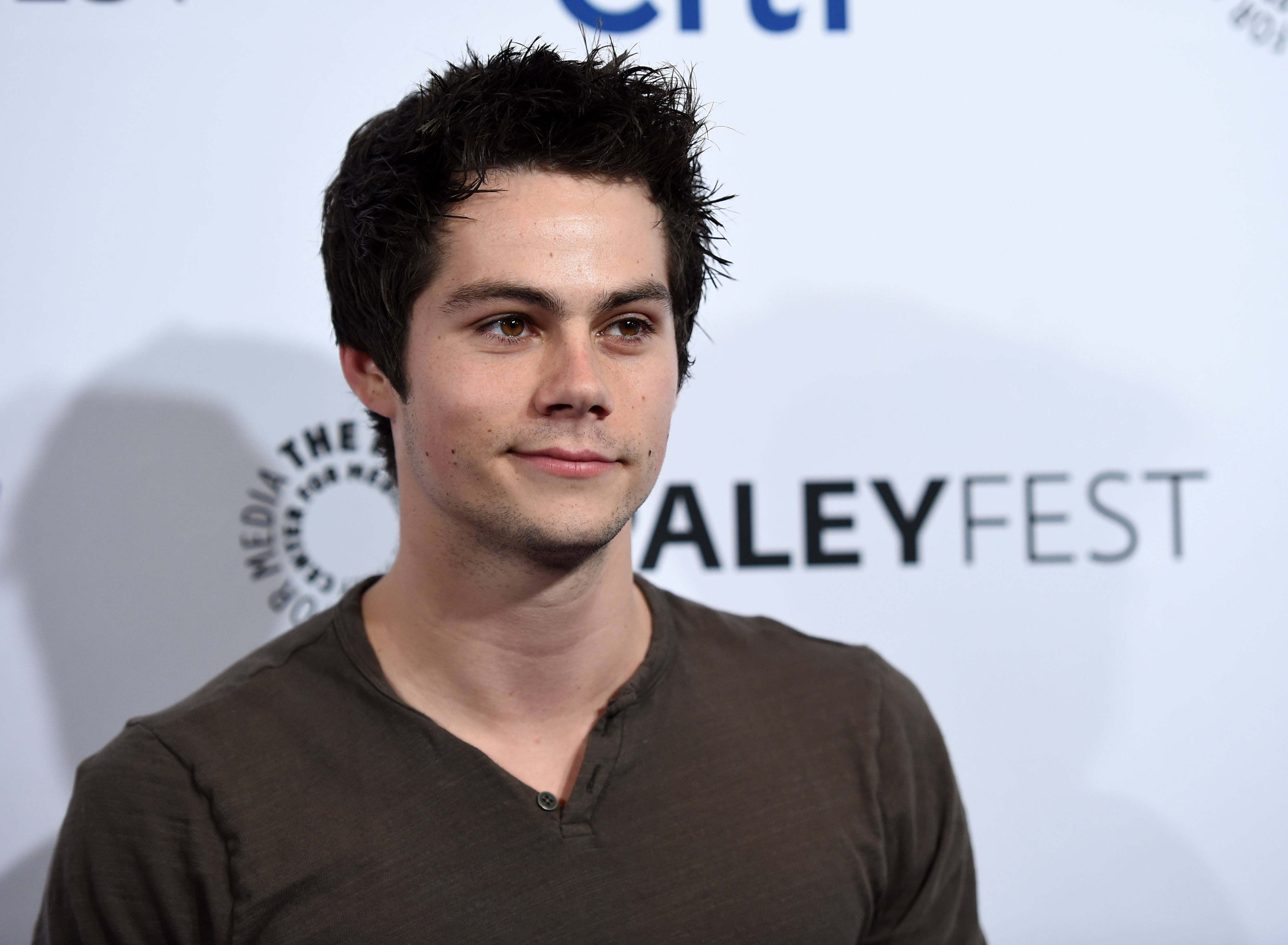 Actor Dylan O'Brien arrives at The Paley Center For Media's 32nd Annual PALEYFEST LA -  Teen Wolf  event at the Dolby Theatre on March 11, 2015 in Hollywood, California.