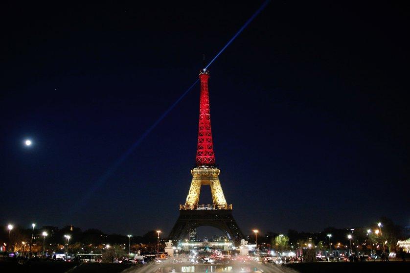 France Belgium Attacks