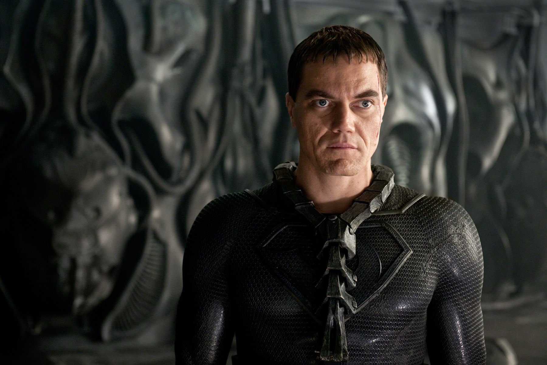 Michael Shannon as General Zod in Man of Steel. Warner Bros.