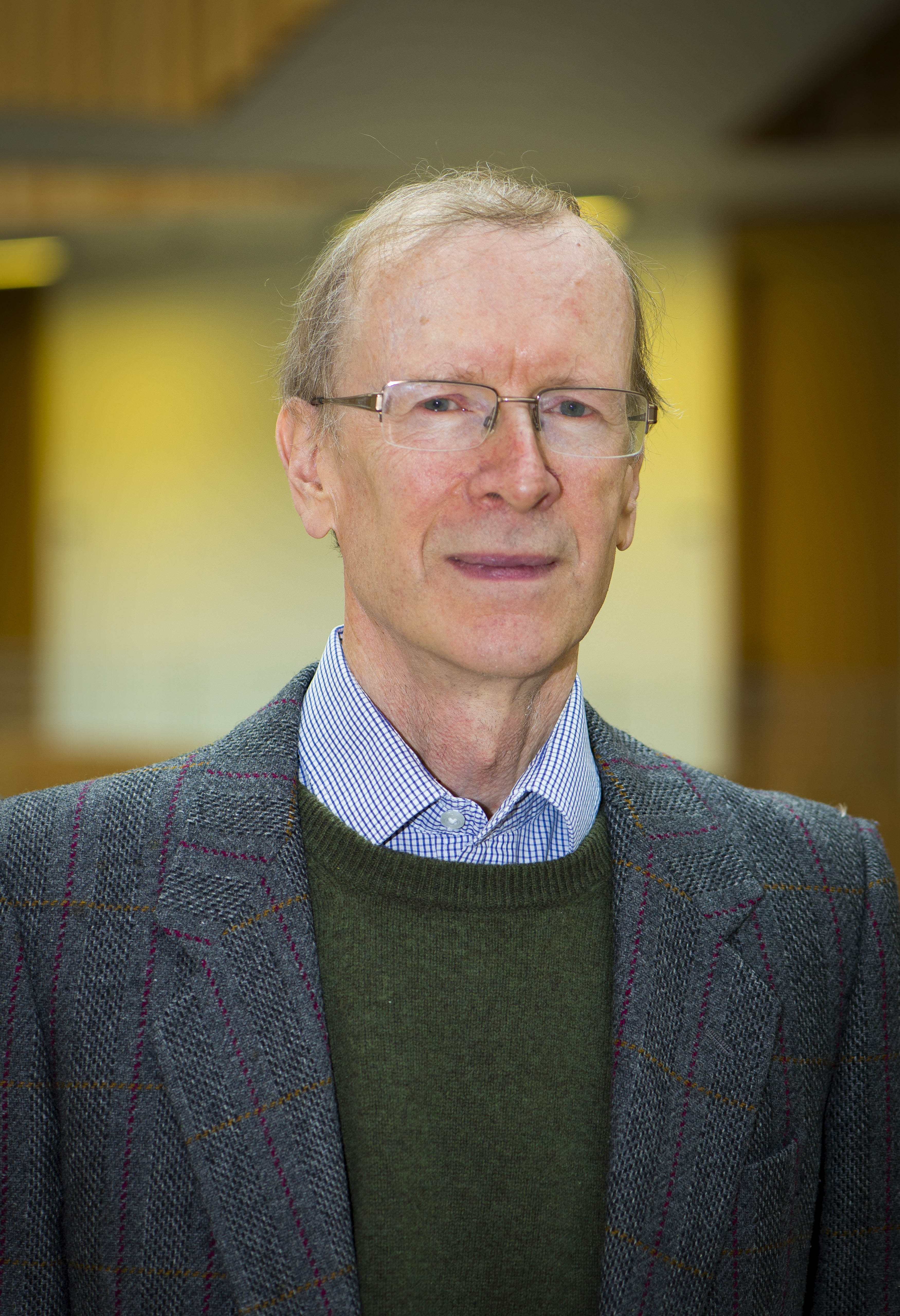 An undated handout image provided by the Mathematical Institute at the University of Oxford on March 15, 2016, shows British mathematician Sir Andrew Wiles