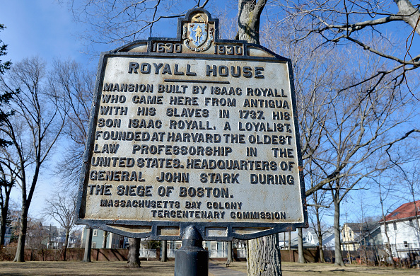 The Isaac Royall House and Slave Quarters in Medford, Mass.,  on March 6, 2016.