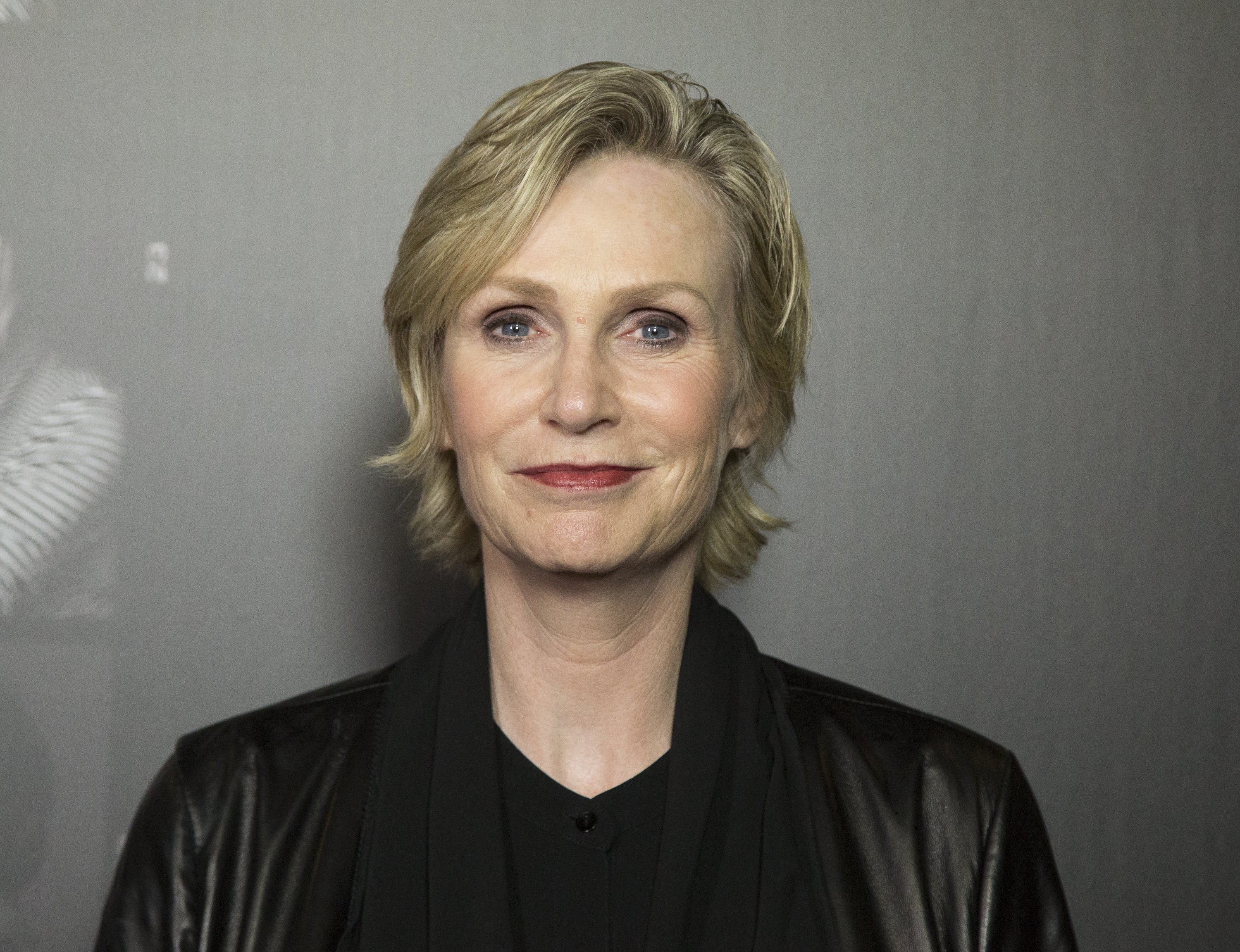 Actress Jane Lynch attends the premiere of HBO's  Everything Is Copy  at TCL Chinese Theatre on March 10, 2016 in Hollywood, California.