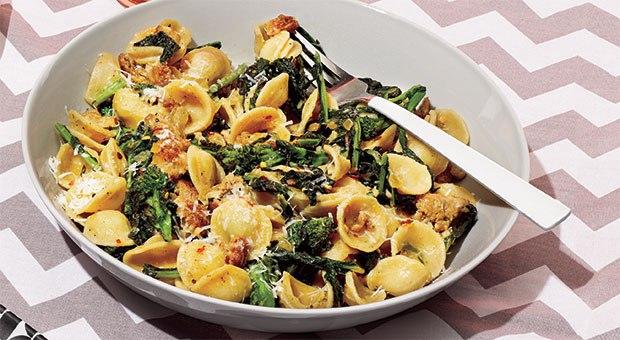 kamut-pasta-with-brocc-oli-rabe-and-sausage