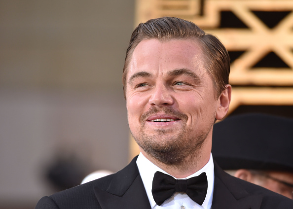 Actor Leonardo DiCaprio attends the 88th Annual Academy Awards at Hollywood & Highland Center on February 28, 2016 in Hollywood, California.