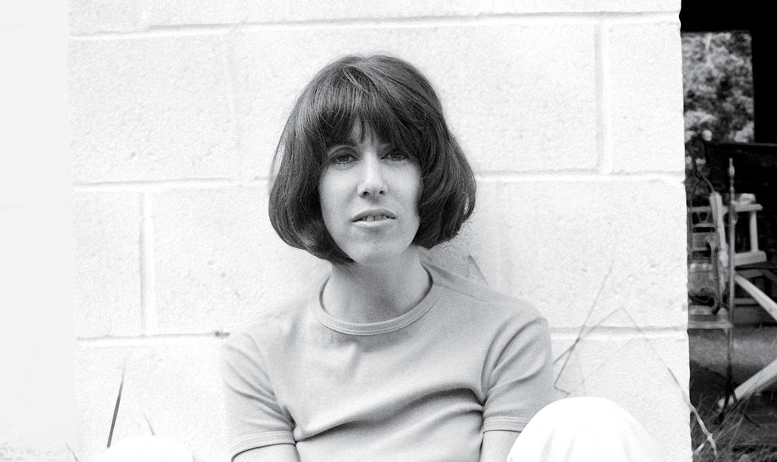 Ephron in the 1960s; she went on to write Silkwood and When Harry Met Sally
