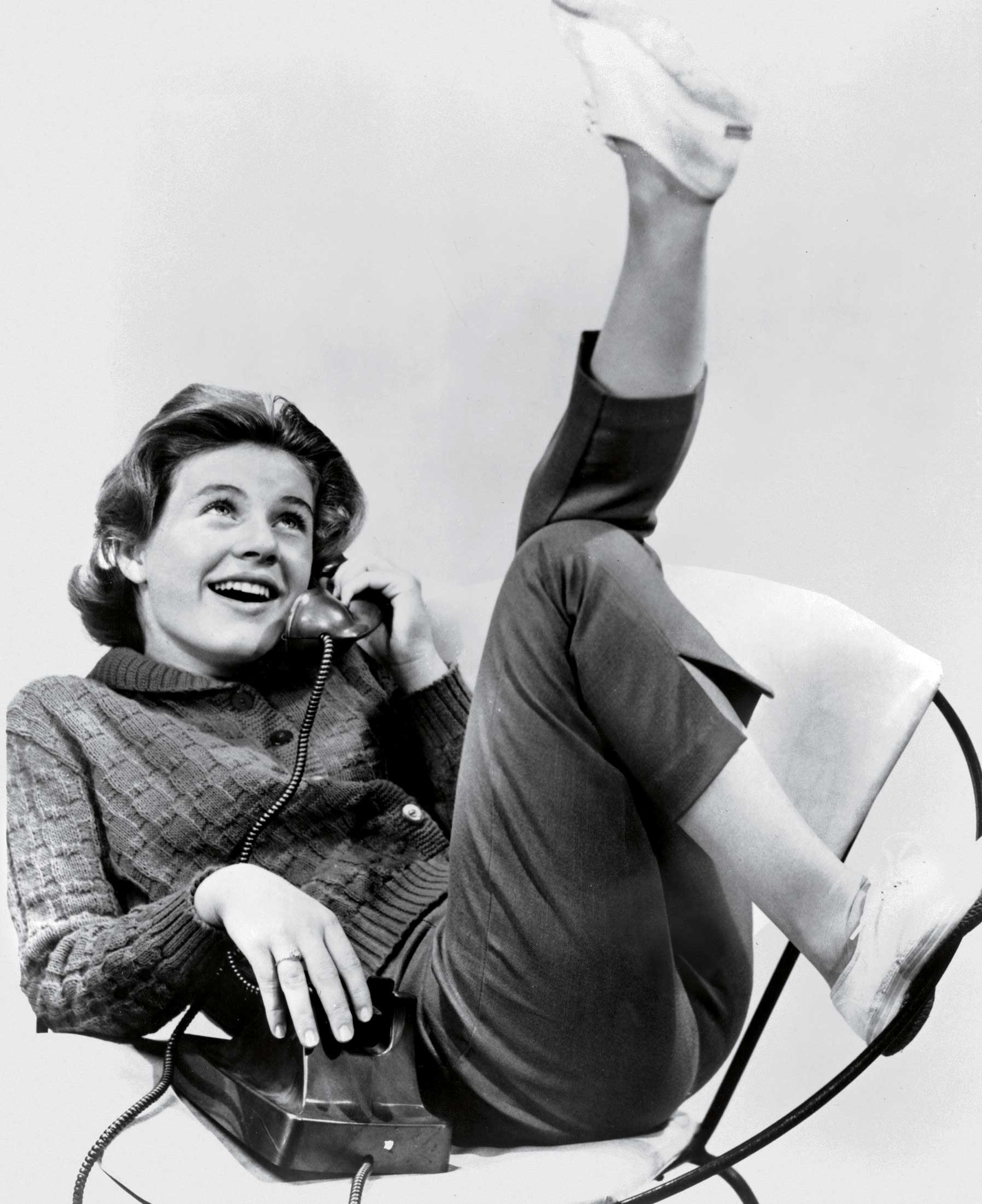 The charm and power of Patty Duke