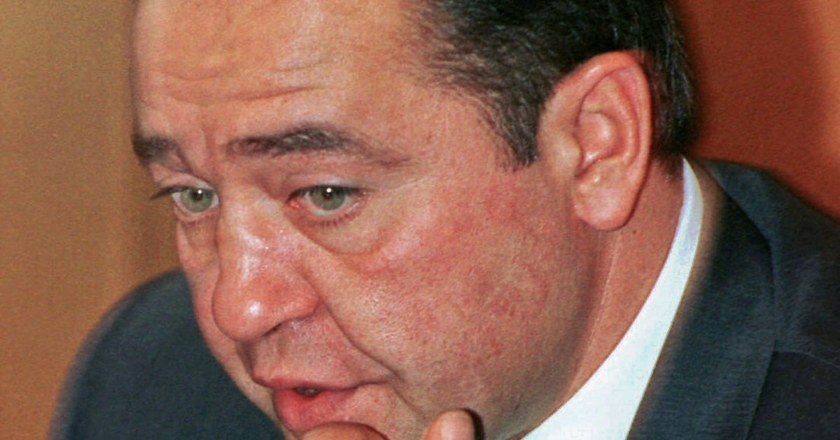 Mikhail Lesin The Fall Of The Putin Propaganda Czar Time