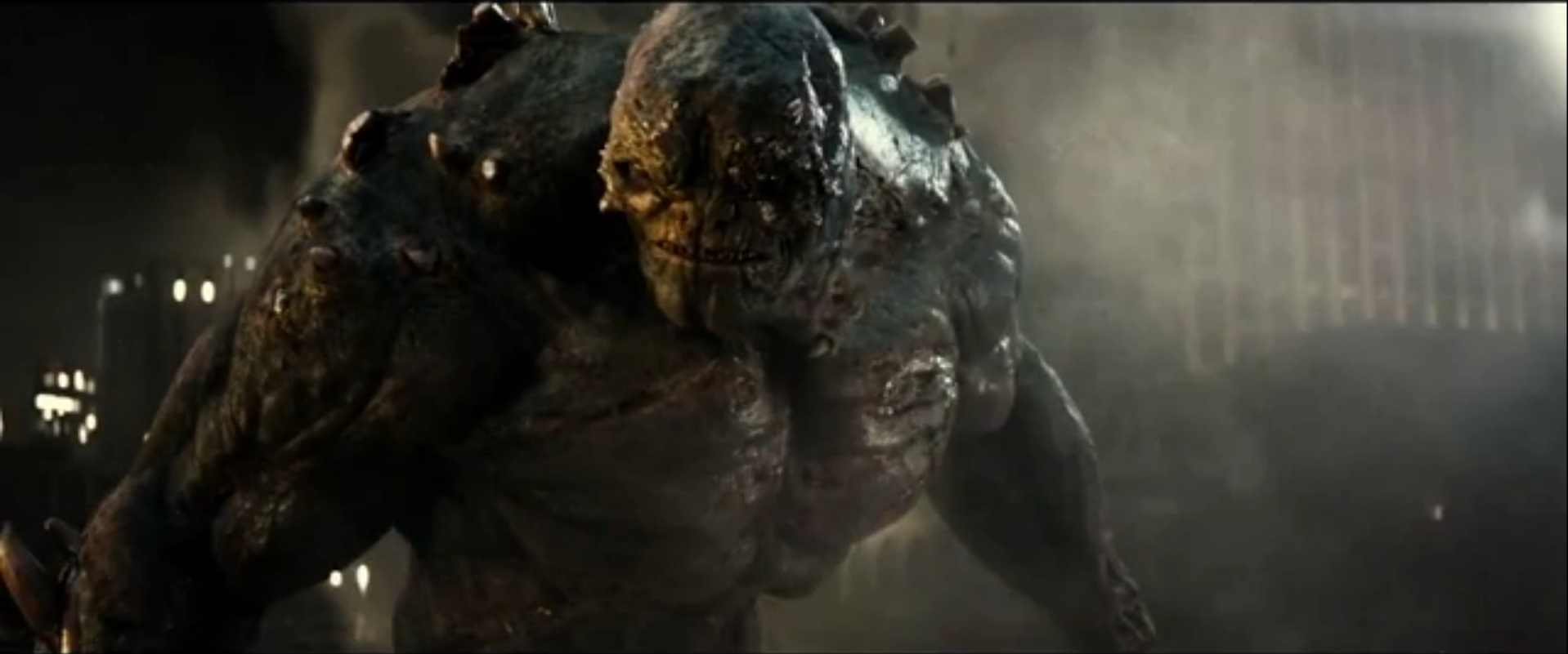 Batman V Superman Who Is Doomsday The Monster At The End Time