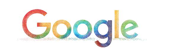 Google Doodle for Holi 2016