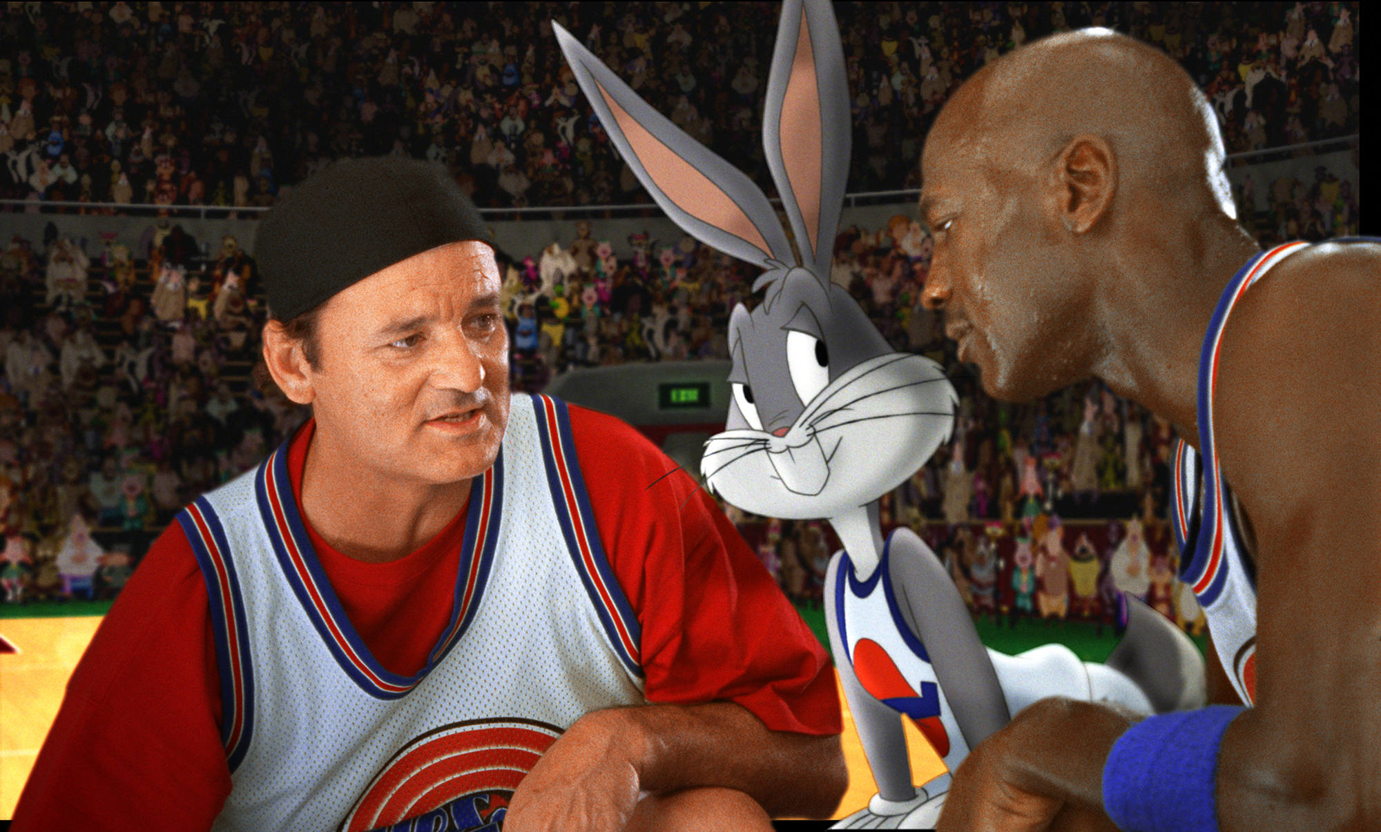 Bugs Bunny in Space Jam