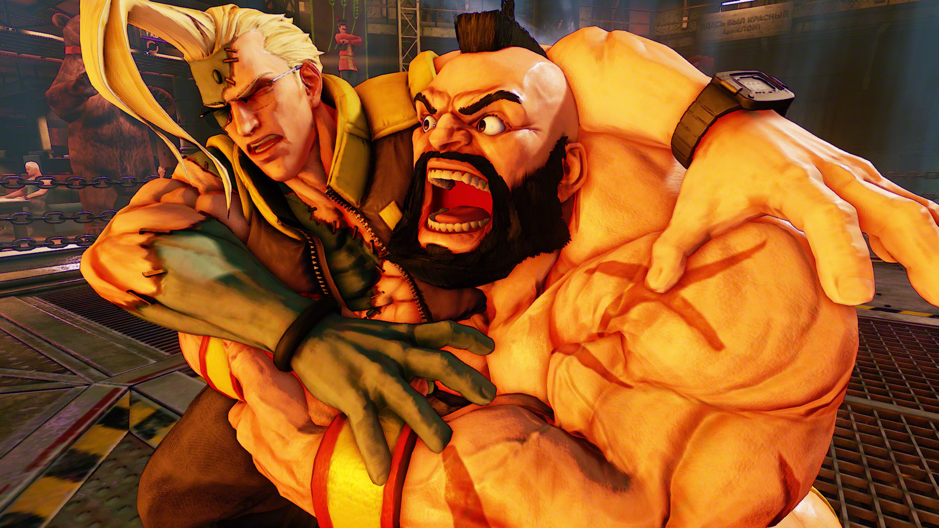 This Is What Ll Happen If You Rage Quit Street Fighter V Time