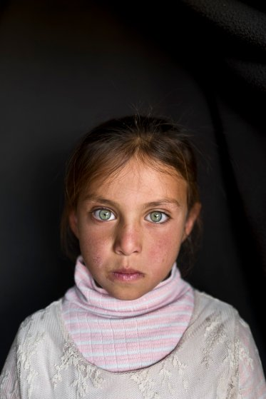 Mideast Jordan Displaced Syrian Children Photo Essay