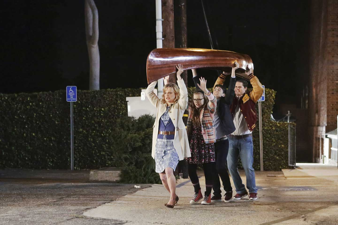 Family secrets abound in ABC's Real O'Neals