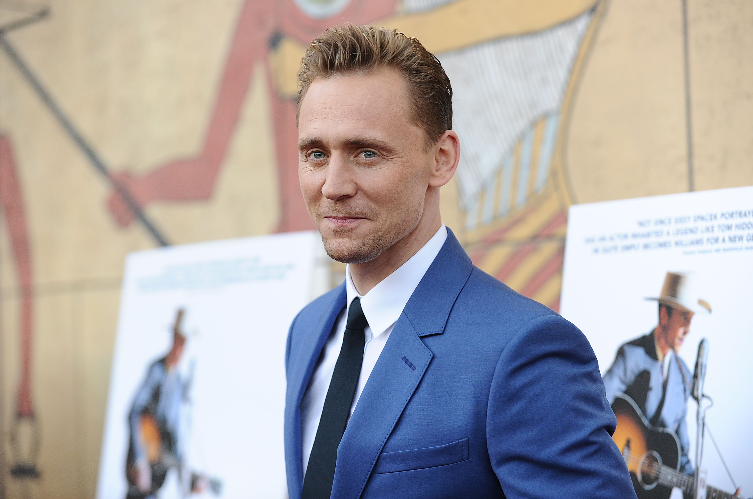 Watch Tom Hiddleston Demonstrate His New Yodeling Skills Time