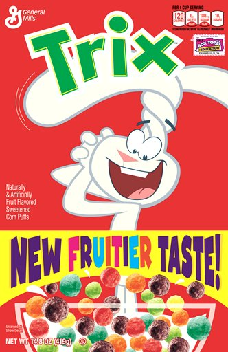 The Trix Rabbit