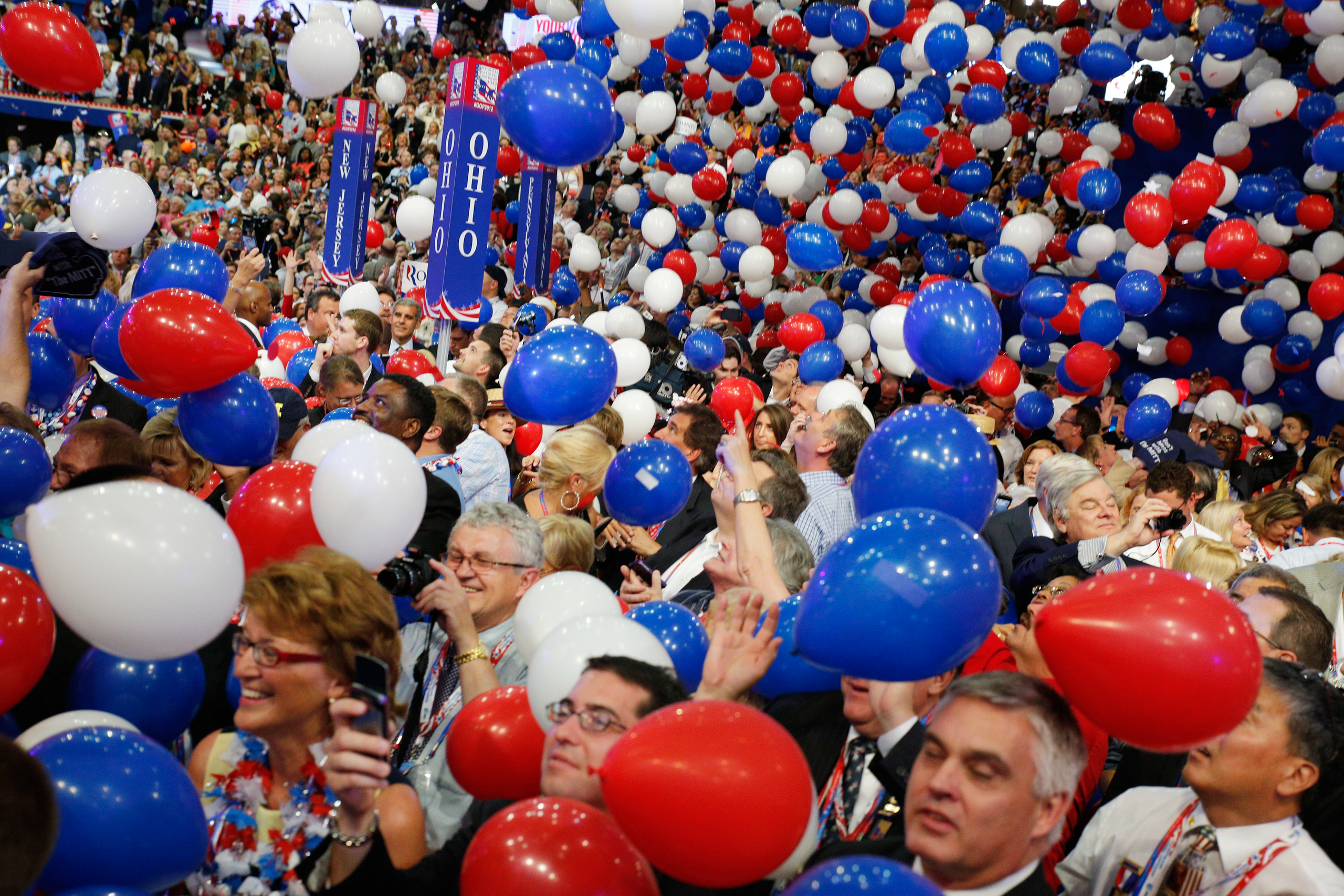 Trump could find that many of his convention delegates have other loyalties when Republicans gather in Cleveland onJuly18