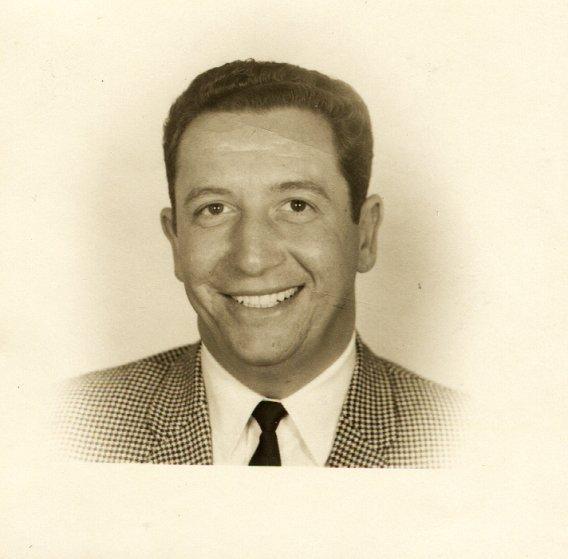 Paul Van Doren, co-founder of Vans and father of Steve Van Doren.