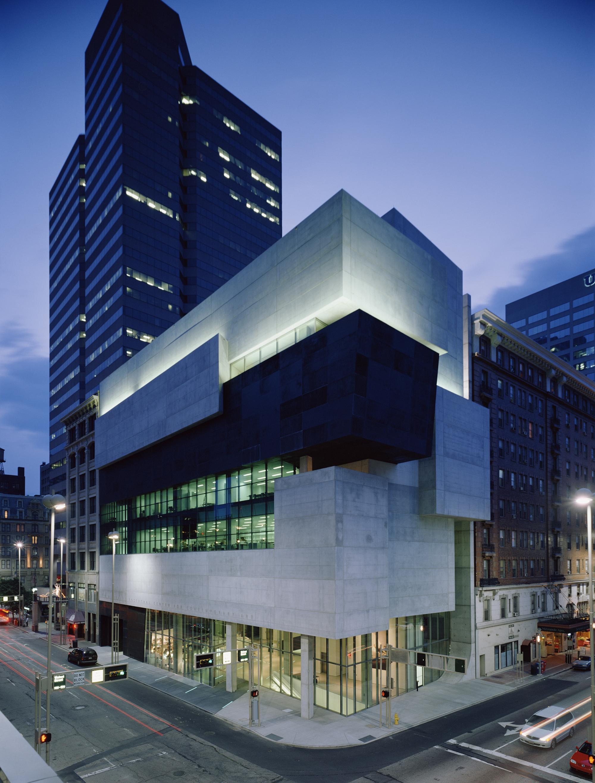 Contemporary Arts Center in Cincinnati, Ohio.