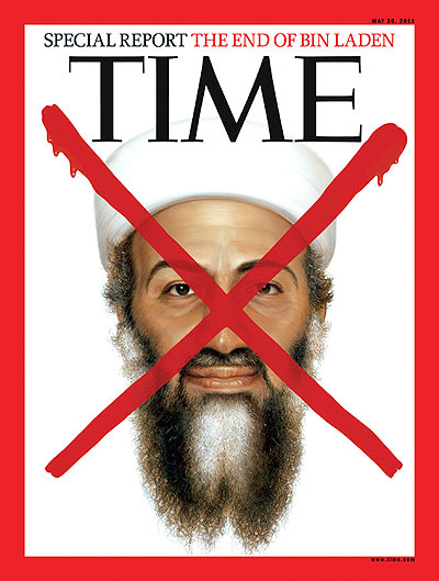 The May 20, 2011, cover of TIME