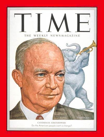 Eisenhower, 1952