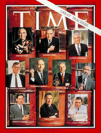 The May 6, 1966, cover of TIME
