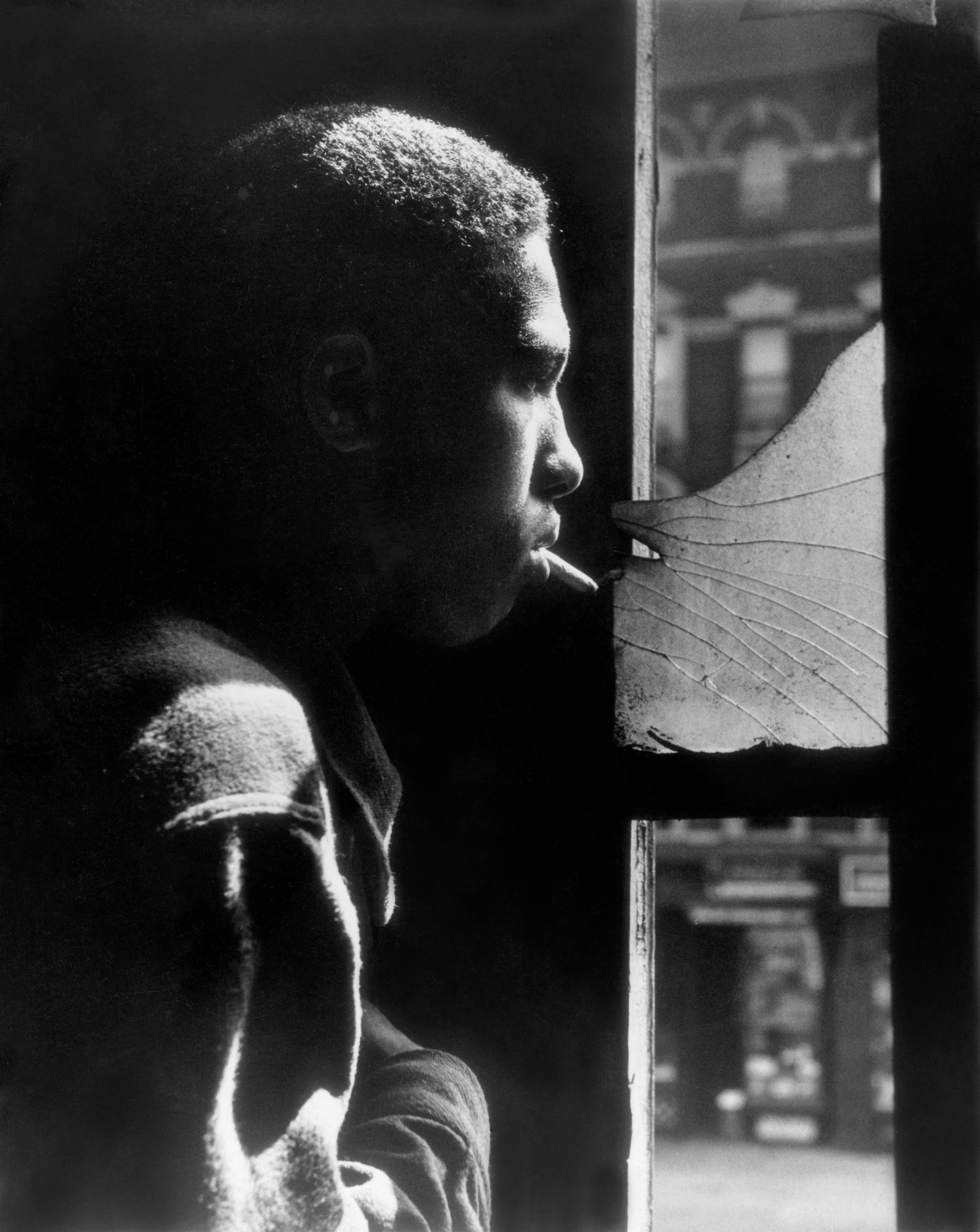 Red Jackson, Harlem, 1948, from Harlem Gang Leader.