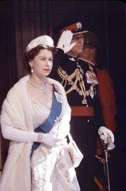 Queen Elizabeth Ii Photos How America Welcomed A Young