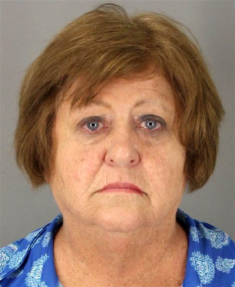 Mary A. Hastings, a 63-year-old teacher at Ozen High School, was arrested for assault after video surfaced of her hitting a student in her math class.
