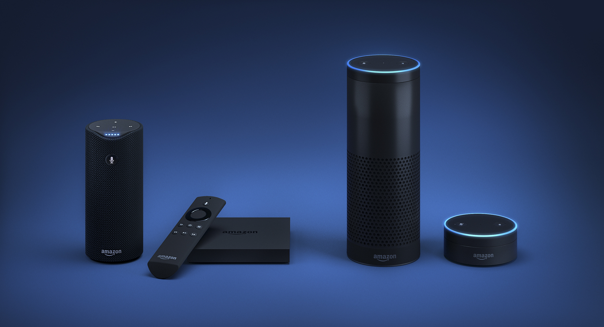Amazon Alexa Echo family