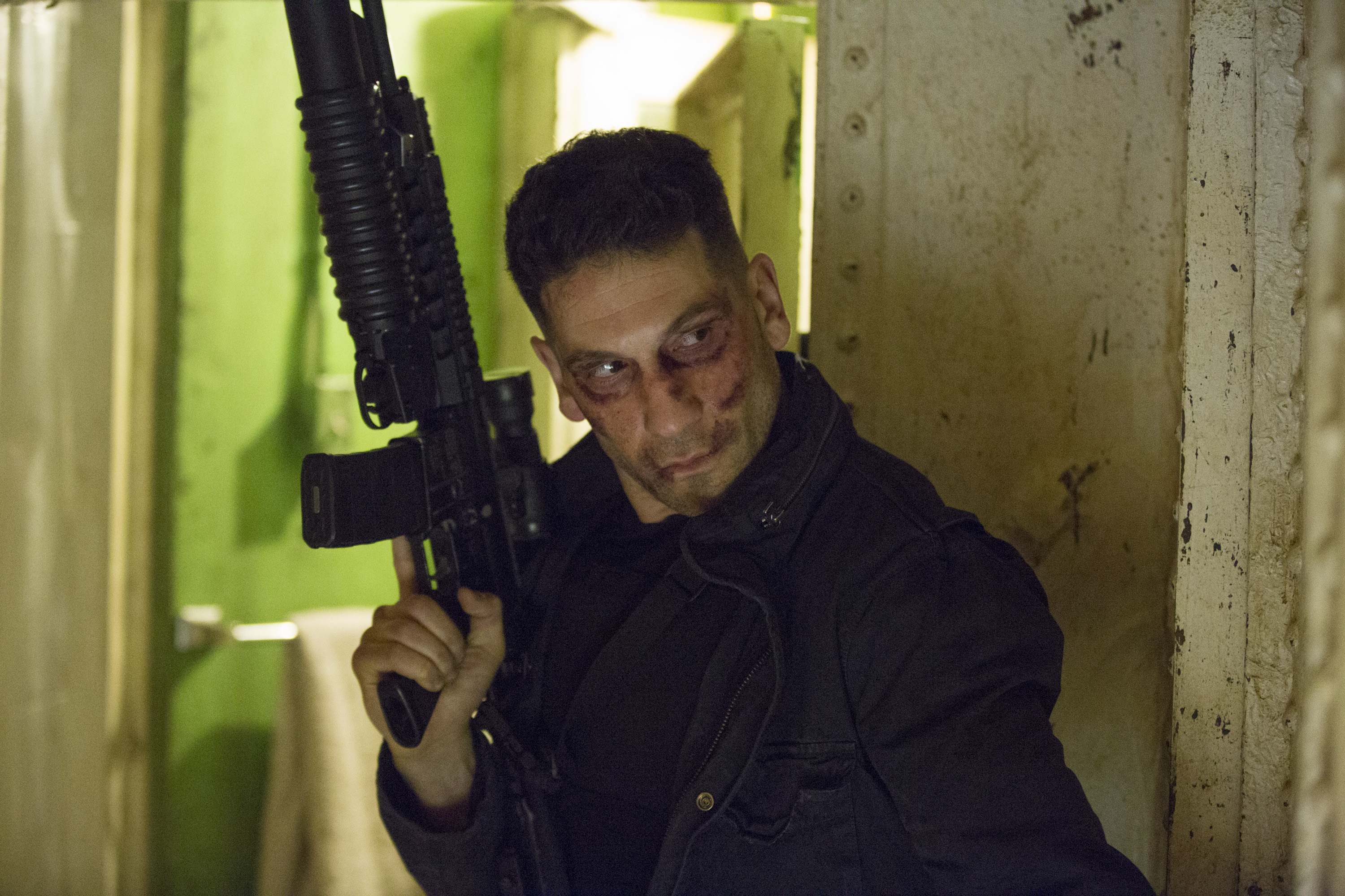 Jon Bernthal in Marvel's Daredevil
