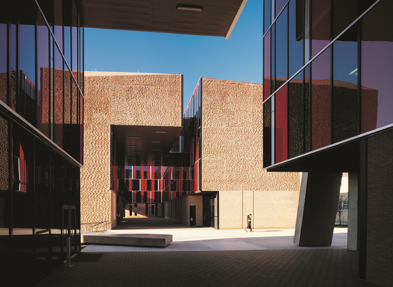 St. Edward's University Dorms, 2008, Austin, Texas.