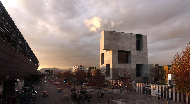 UC Innovation Center – Anacleto Angelini, 2014, San Joaquín Campus, Universidad Católica de Chile, Santiago, Chile.