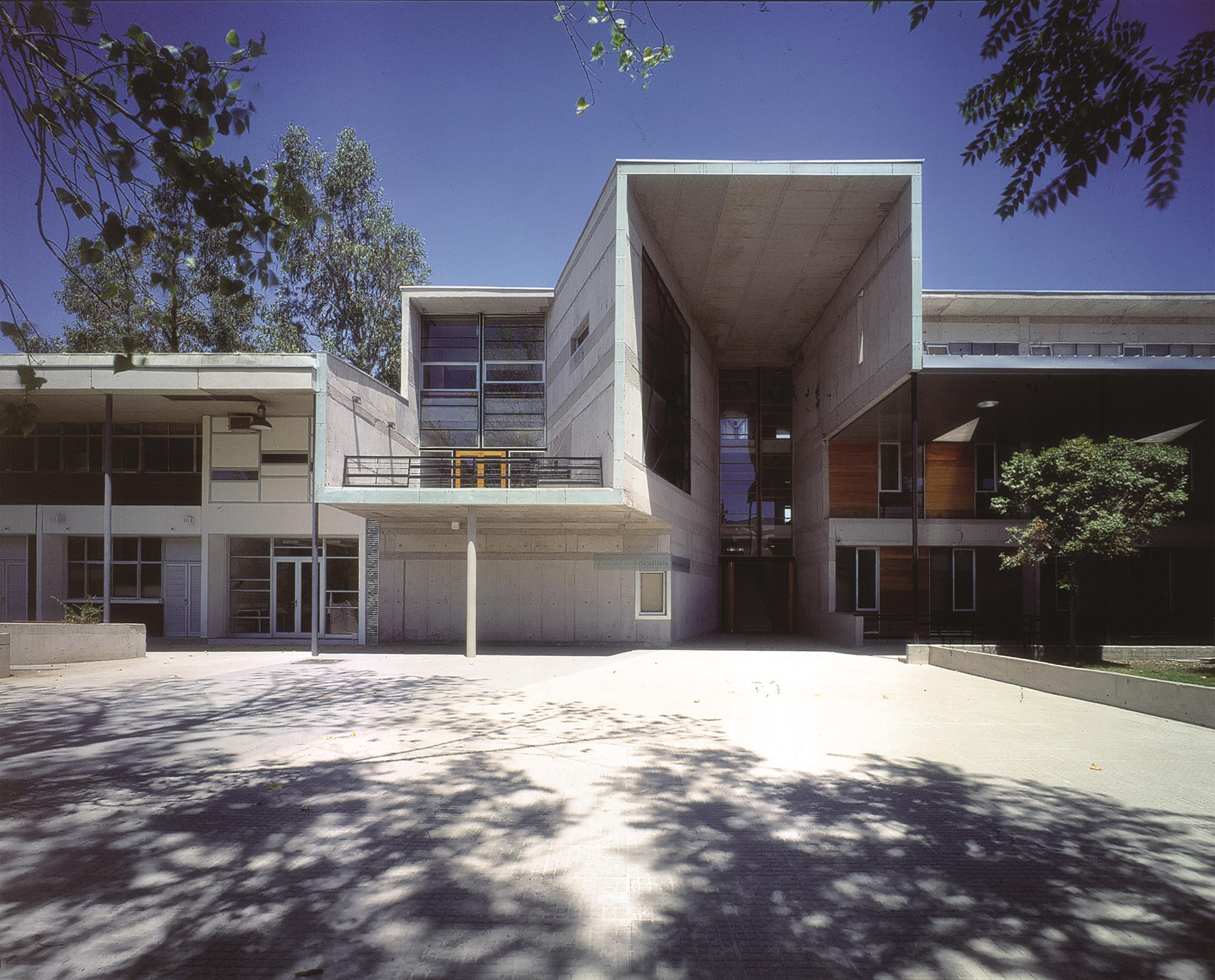 Mathematics School, 1999, Universidad Católica de Chile, Santiago, Chile.