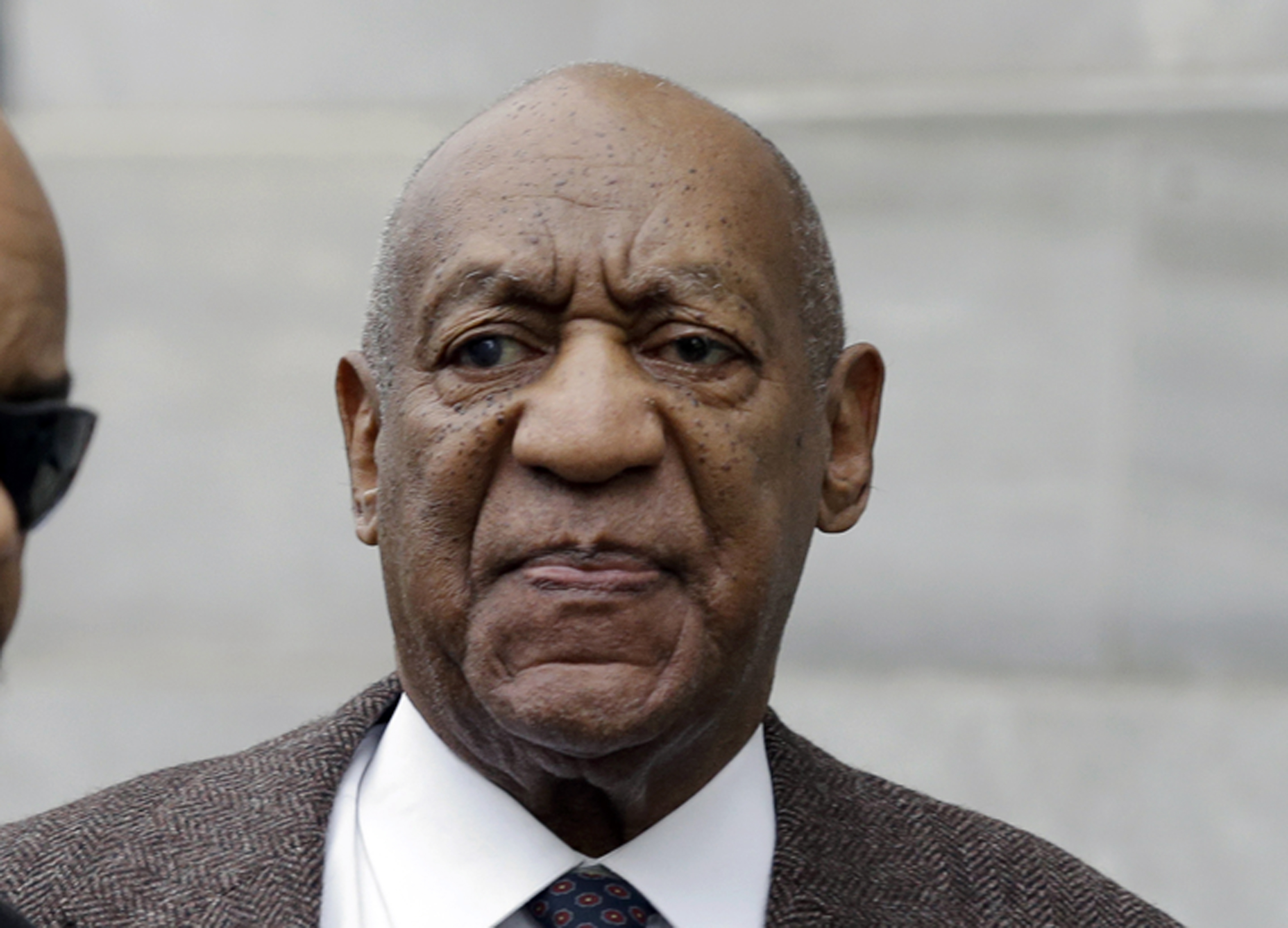 Bill Cosby arrives for a court appearance in Norristown, Pa. on Feb. 3, 2016.