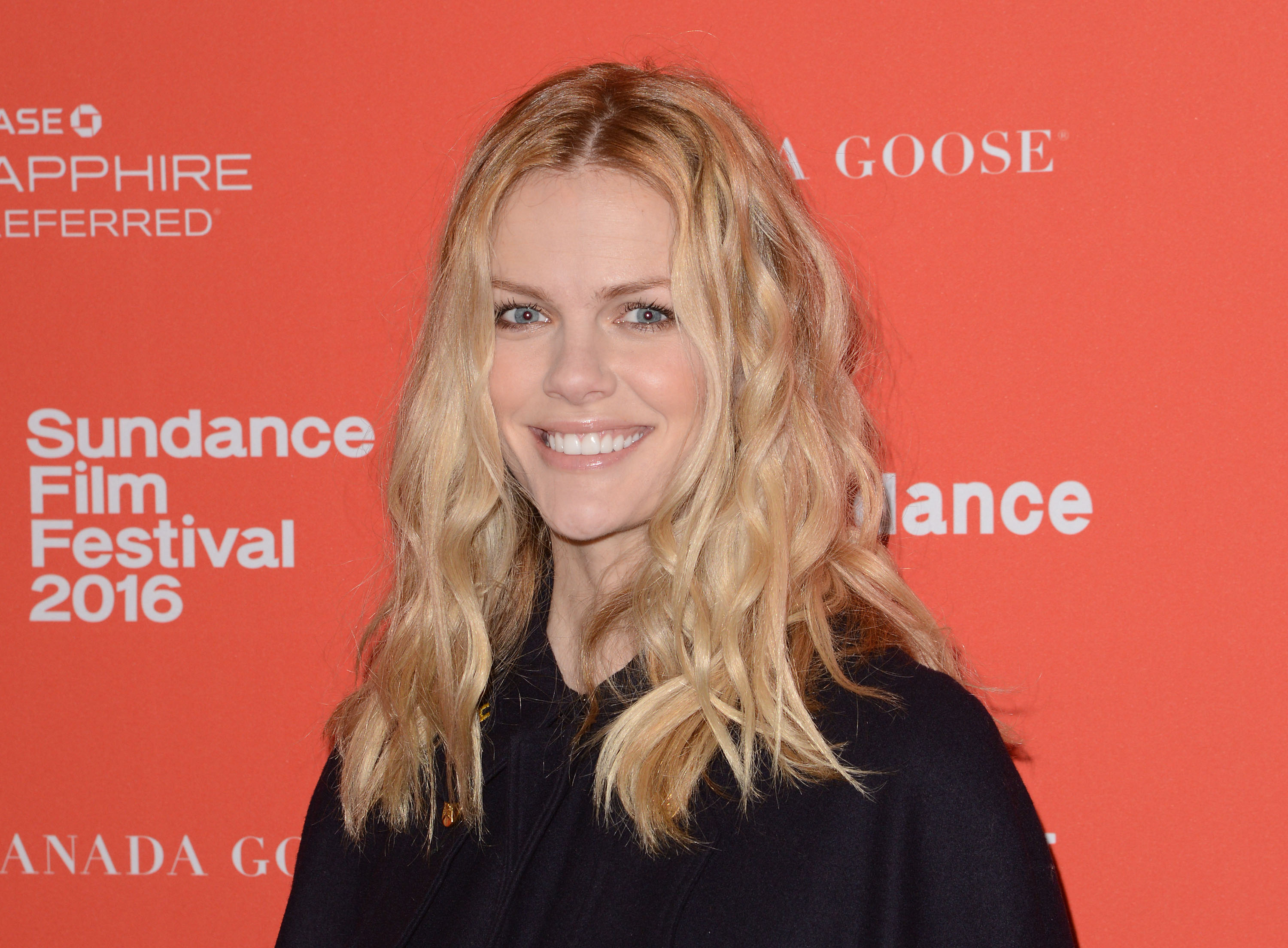 Actress / Model Brooklyn Decker attends 'Lovesong' Premiere during the 2016 Sundance Film Festival at Eccles Center Theatre on January 25, 2016 in Park City, Utah.