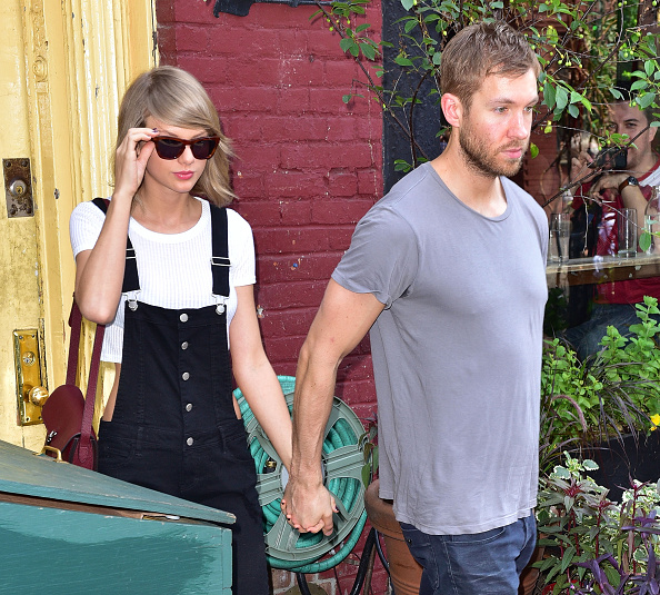 Taylor Swift And Calvin Harris Married: Taylor Swift Talks Marriage With Boyfriend Calvin Harris