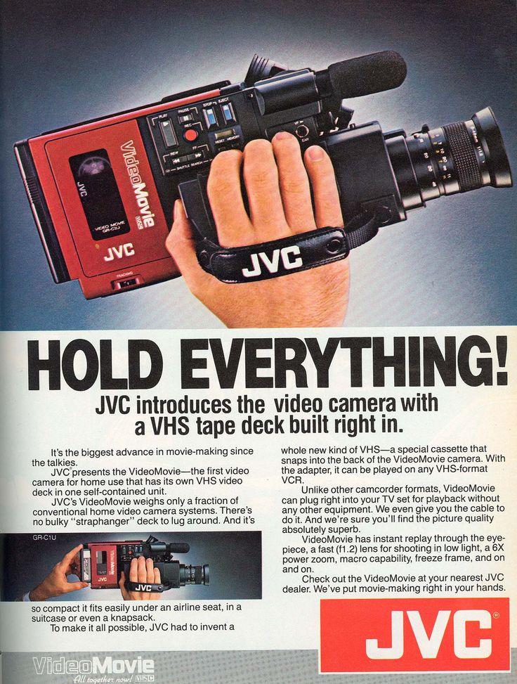 JVC camcorder gr-c1