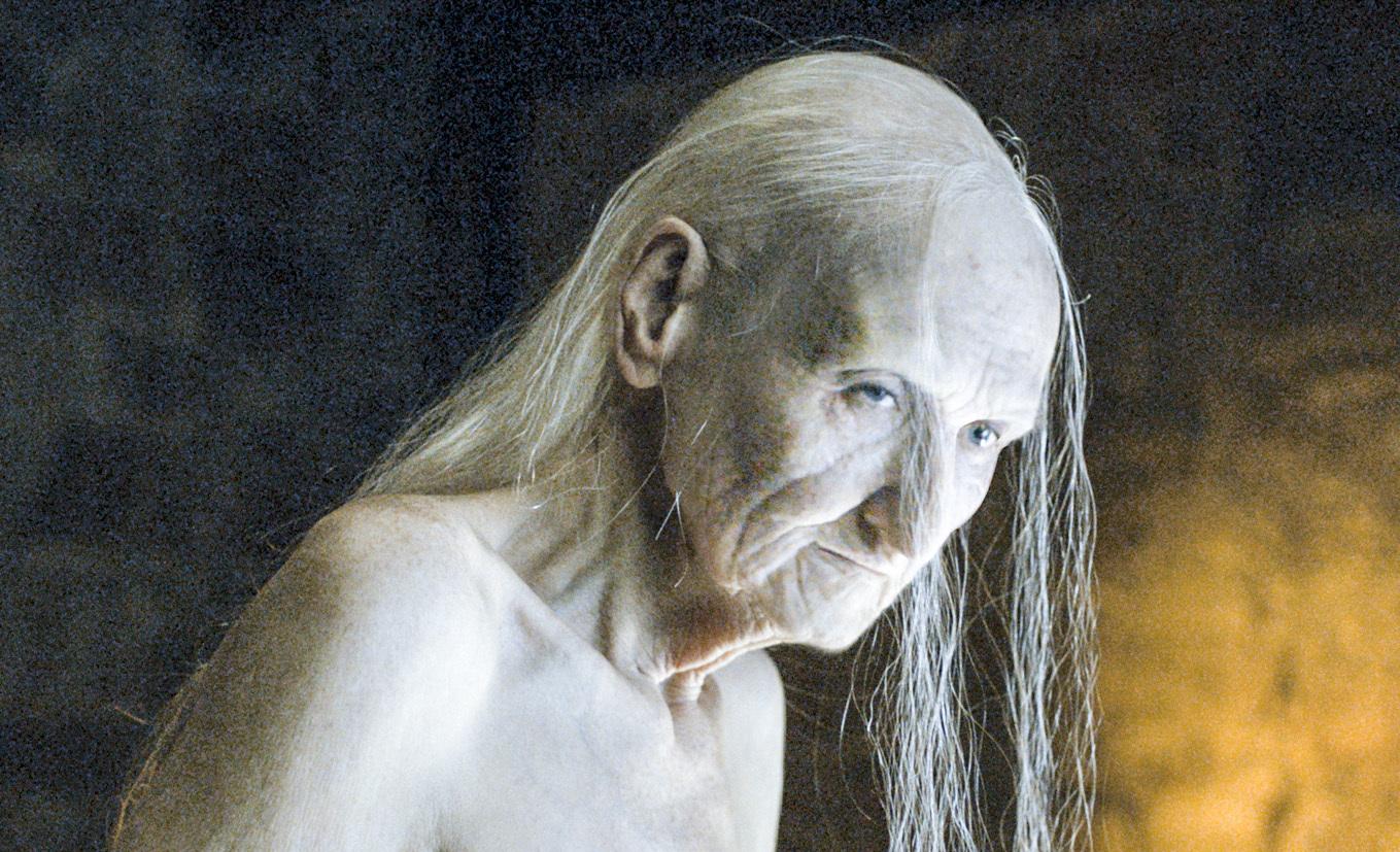 Carice van Houten as Melisandre in Game of Thrones, Season 6.