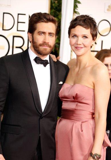 Jake and Maggie Gyllenhaal.