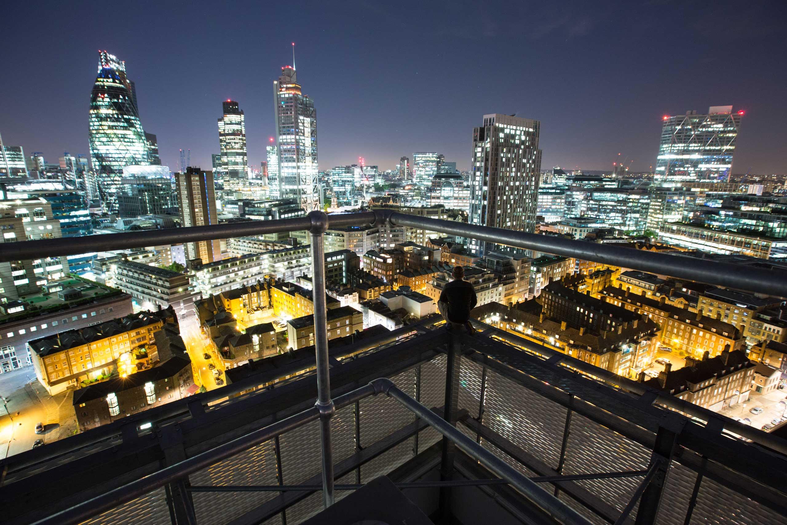 Denning Point, Aldgate, London Rising