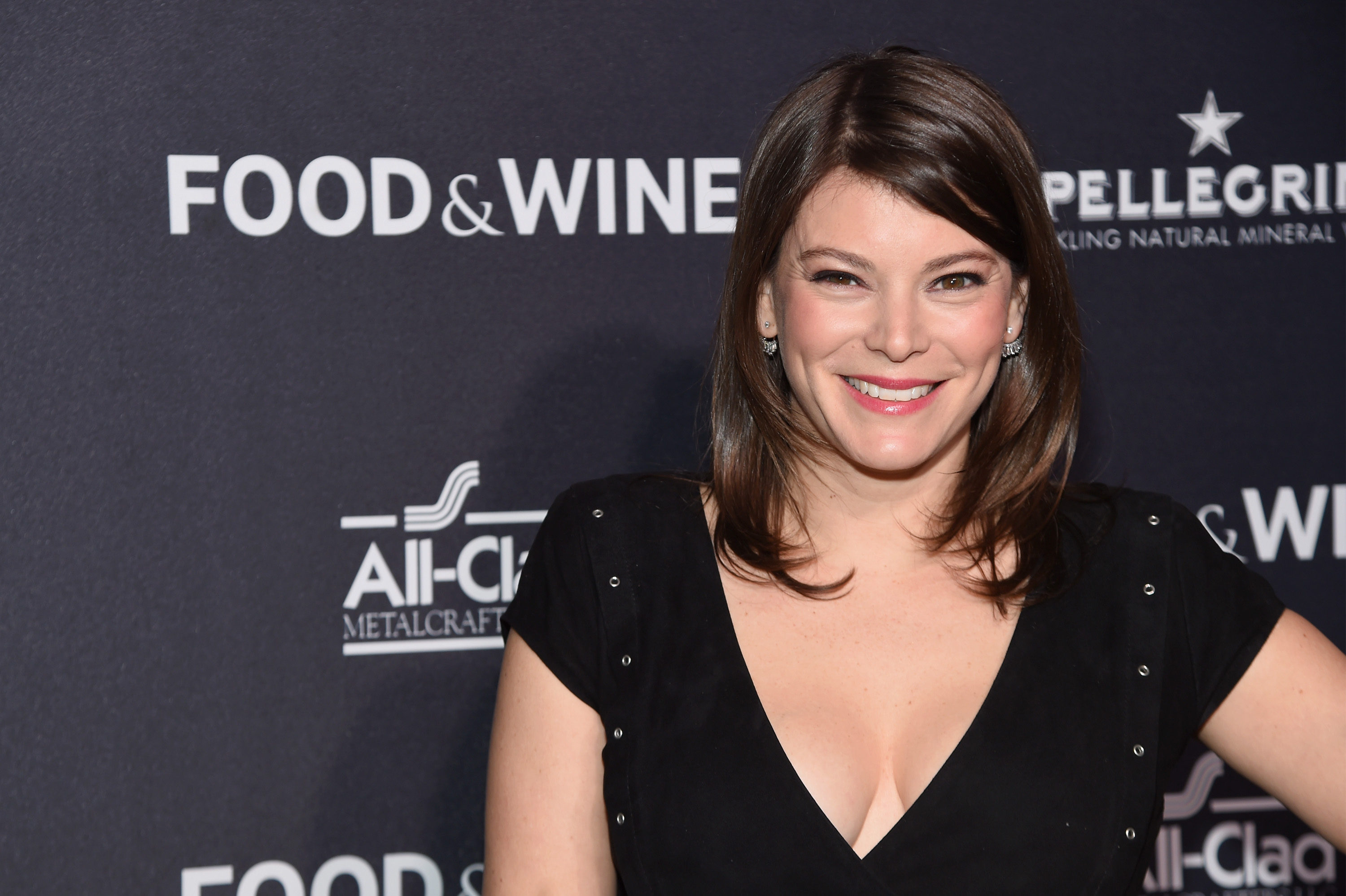 Writer Gail Simmons attends FOOD & WINE 2016 Best New Chefs event on April 5, 2016 in New York City.