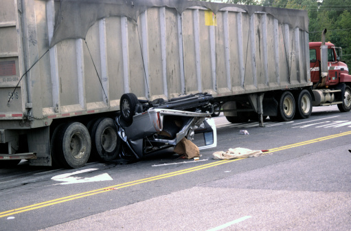 Serious auto Accident